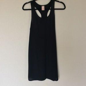 Ocean Pacific Swimsuit Coverup Size Medium Black